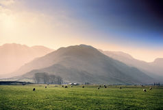 Langdale royalty free stock photography