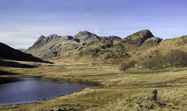 Langdale Royalty Free Stock Photos