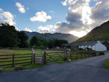 Langdale Evening Royalty Free Stock Images