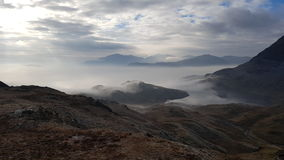 Langdale Inversion Royalty Free Stock Photos