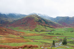 Langdale Royalty Free Stock Photo