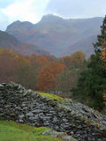 Langdale Pikes Royalty Free Stock Photography