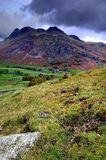 Langdale Pikes Royalty Free Stock Photo