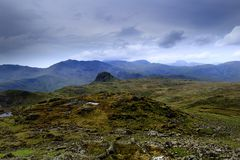 Langdale Pikes Stock Images