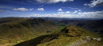 The Langdales Royalty Free Stock Image