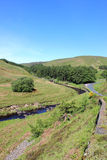 Langden Brook, Trough of Bowland, Lancashire Royalty Free Stock Image