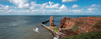 Lange Anna, Helgoland. ! Royalty Free Stock Photo
