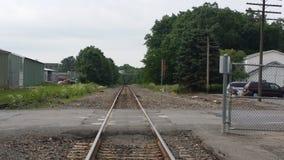 Lange Bahn lizenzfreie stockfotografie