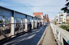 Lange Bien Brücke Stockbilder