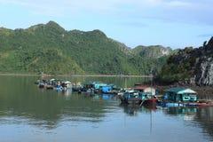 Lange Bucht Vietnam ha Stockfotos