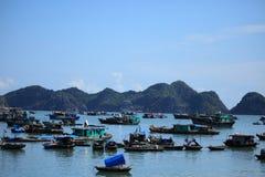 Lange Bucht Vietnam ha Lizenzfreies Stockbild