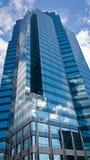 Lange en Mooie Wolkenkrabber 2 Stock Foto