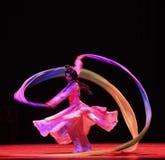 "Lange kokerdans - Dansdrama""mei Lanfang† Stock Afbeeldingen"