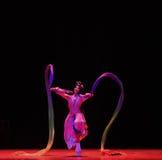 "Lange kokerdans - Dansdrama""mei Lanfang† Royalty-vrije Stock Afbeeldingen"