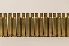 Lange Muur van kogelshells Stock Foto's