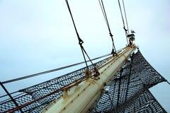 Lange schipboog Stock Fotografie