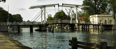 Lange Vecht brug Obraz Royalty Free