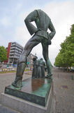 Lange Wapper Statue Stock Image