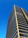 Lange Wolkenkrabber Stock Afbeeldingen