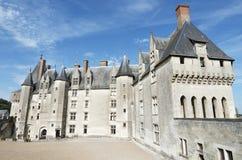 Langeais Royalty Free Stock Photography