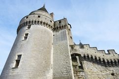 Langeais Royalty Free Stock Photo