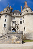 Langeais Chateau, France Royalty Free Stock Images