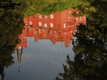 Langeland Castle Stock Images