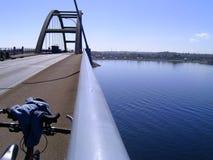 Langelandsbroen Stockbild