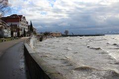 Langenargen, Lake Constance Stock Photography