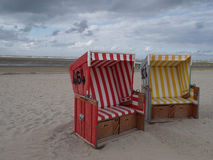 Langeoog Photographie stock