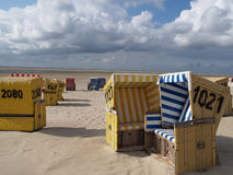 Langeoog Photos libres de droits