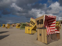Langeoog Stock Photography