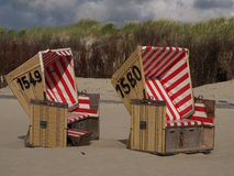 Langeoog Royalty Free Stock Images