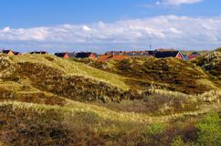 Langeoog Royalty Free Stock Image