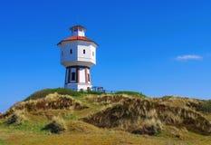 Langeoog water tower Royalty Free Stock Images