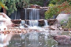Langer Belichtung Japaner-Wasserfall Stockbilder