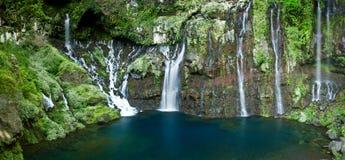 Langevin waterfall  Stock Photography