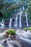 Langevin Waterfall Royalty Free Stock Photography