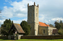 Langham Church Stock Photography