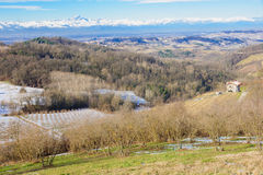 Langhe Stock Image