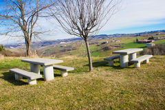 Langhe Royalty Free Stock Images