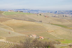 Langhe Royalty Free Stock Photo
