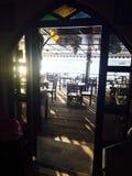 LangiLangi Café Stock Photography