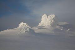 Langjökull Stock Image