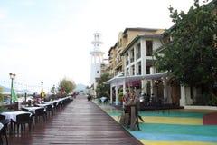 langkawi Μαλαισία ξενοδοχείων awan Στοκ Φωτογραφία