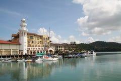 langkawi Μαλαισία ξενοδοχείων awan Στοκ φωτογραφίες με δικαίωμα ελεύθερης χρήσης