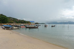 Langkawi Beach Royalty Free Stock Image