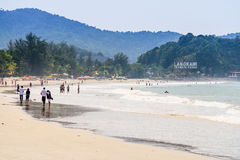 Langkawi Beach Stock Photography