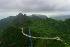 Langkawi, Brücke Lizenzfreie Stockfotos