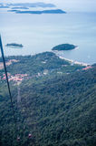 Langkawi Cable Car Royalty Free Stock Photos